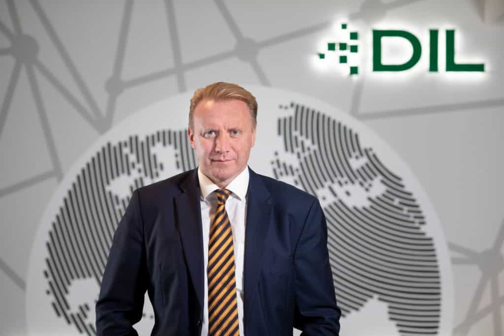 Dr. Volker Heinz CEO of DIL
