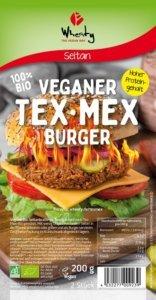 Wheaty-Vegan TexMex