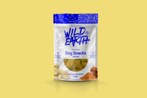 Wild Earth Banana Cinnamon