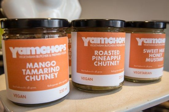 YamChops chutney
