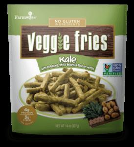 Farmwise veggie fries