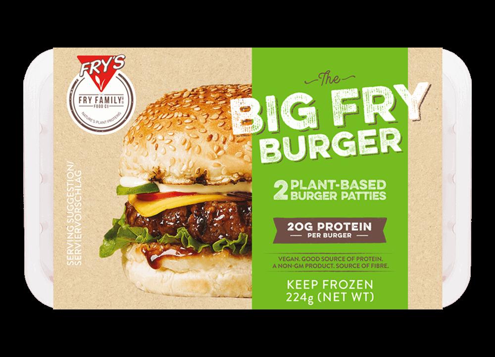 Big Fry Burger
