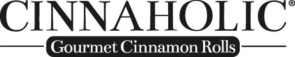 Cinnaholic Gourmet Cinnamon Rolls logo