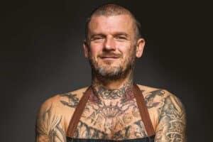 Matt Pritchard Dirty Vegan