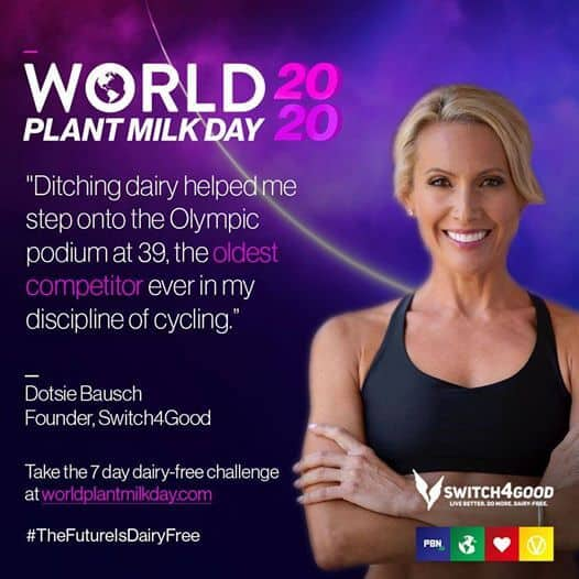 World Plant Milk Day 2020