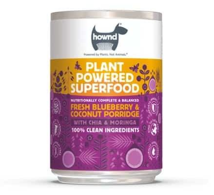 HOWND dog food