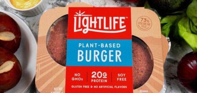 lightlife foods burger