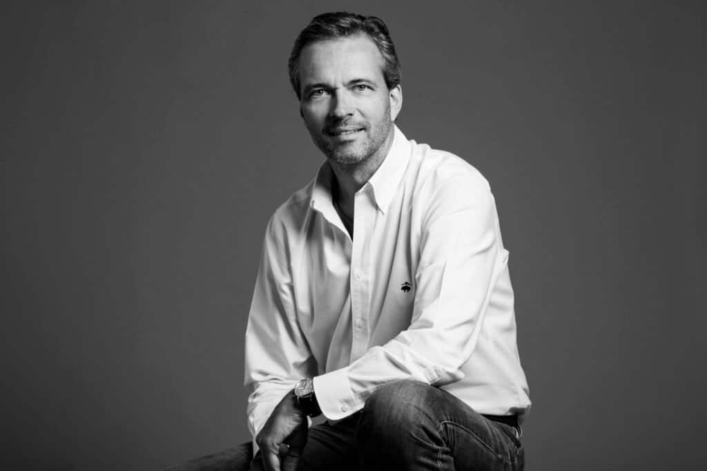 Michael Kleindl Blue Horizon Ventures