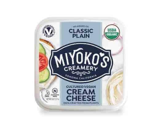 Miyoko's cream cheese