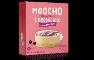 Tofurky moocho cheesecake
