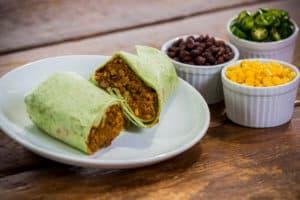 Moon Meals burrito