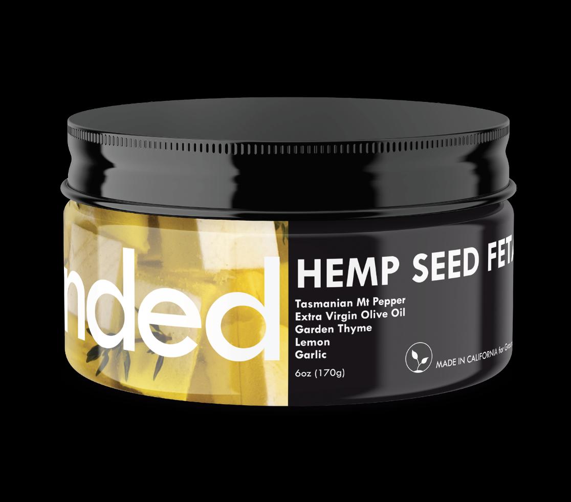 Hemp Seed Feta