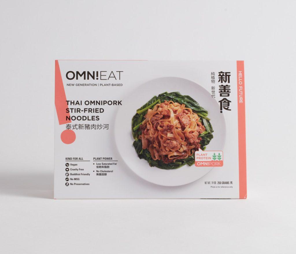 OmniEat Thai OmniPork Stir-Fried Noodles
