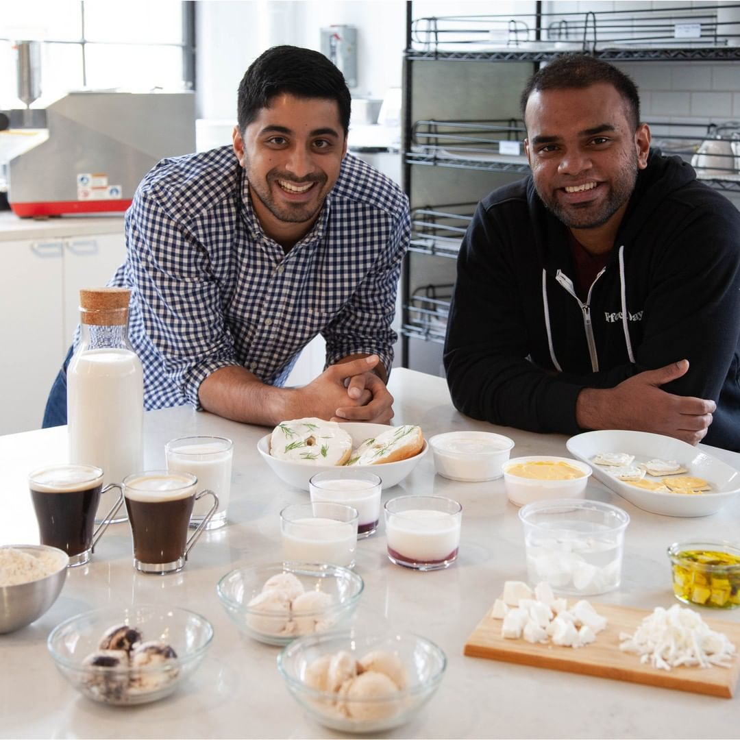 Perfect Day produces dairy proteins using fermentation in microflora