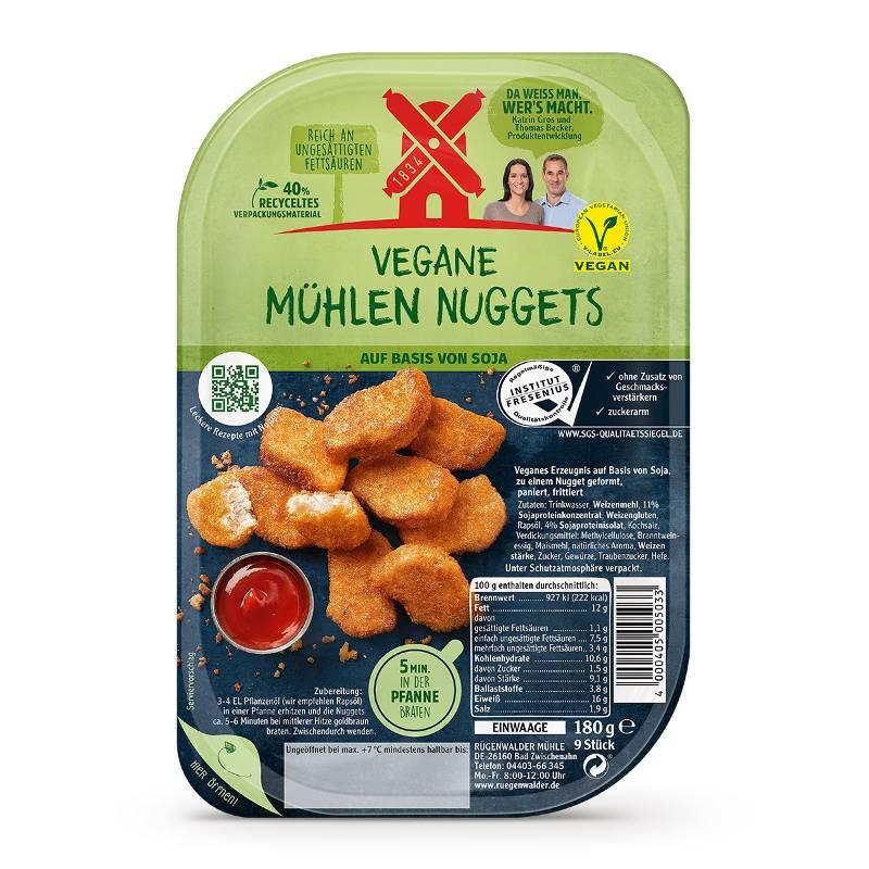Vegan Nuggets (180g)
