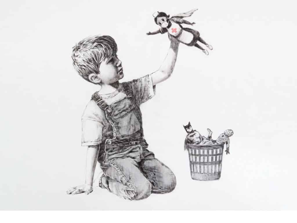 nhs3 Banksy