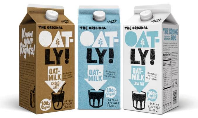 oatly ab produkt milk oat milch hafer