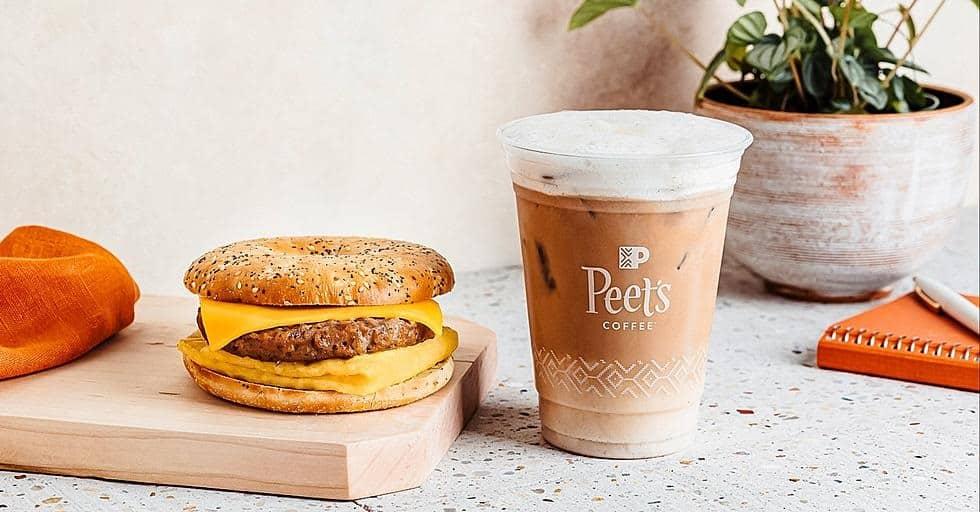 peets coffee Beyond JUST