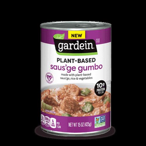 Conagra Foods, Gardein, vegan gumbo soup
