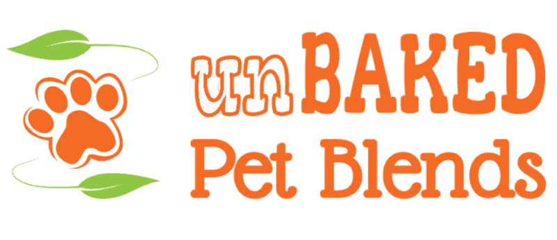 unBAKED Pet Blends logo