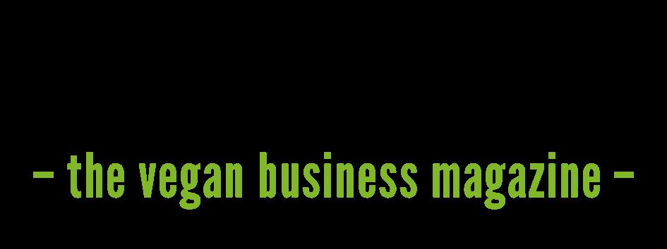 vegconomist - the vegan business magazine logo