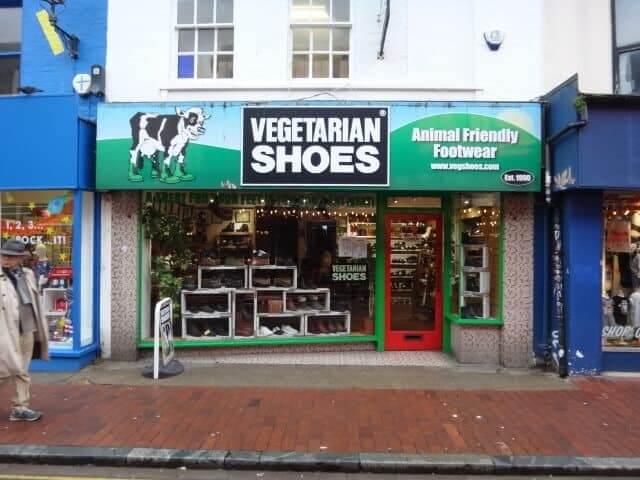 veg shoes