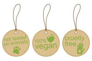 vegan cruelty free logo