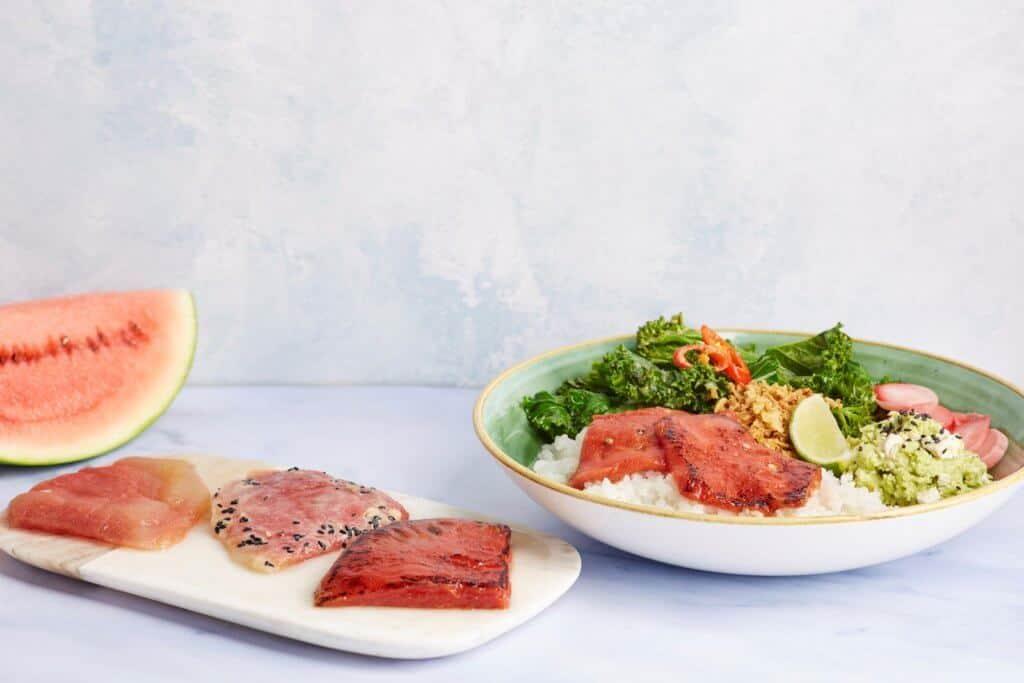wagamama vegan tuna