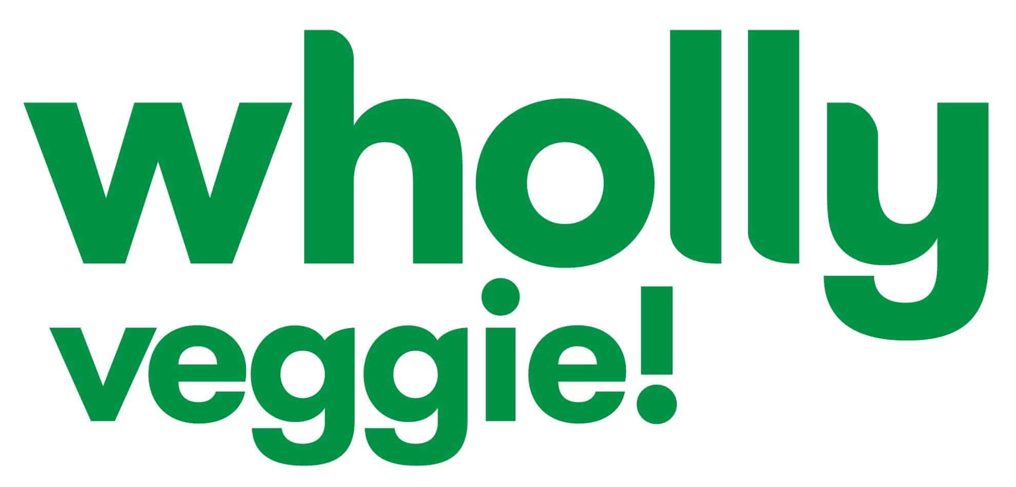 Wholly Veggie! logo