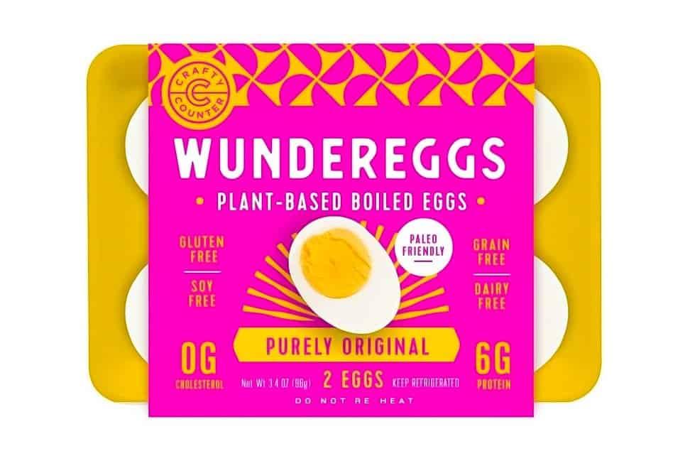 Wundereggs boiled eggs